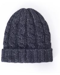 Veronica Beard - Forde Cable Hat - Lyst