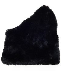 Veronica Beard - Oversized Knitted Hood In Rex Glamourpuss - Lyst