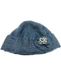 Chanel - Pre-owned Beanie - Lyst