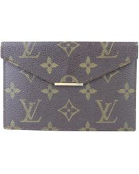 Louis Vuitton - Cloth Card Wallet - Lyst