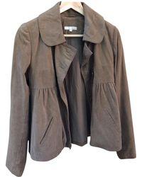 Ba&sh - Brown Jacket - Lyst