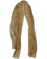 Ralph Lauren Collection - Pre-owned Camel Cashmere Scarves - Lyst