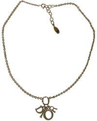 Dior - Signatures Necklace - Lyst