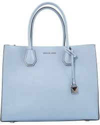 Michael Kors - Pre-owned Leather Handbag - Lyst