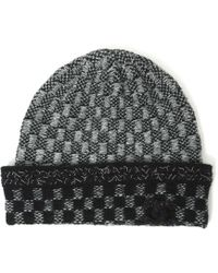Chanel - Pre-owned Black Cashmere Hats - Lyst