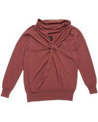 Lanvin - Pre-owned Wool Jumper - Lyst