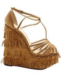 Charlotte Olympia - Pre-owned Sandal - Lyst