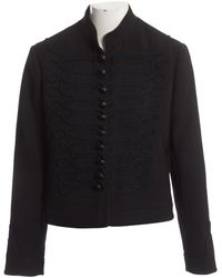 Vilshenko - Pre-owned Black Wool Jackets - Lyst