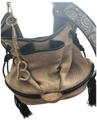 Lancel - Pre-owned Brigitte Bardot Leather Handbag - Lyst