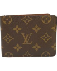 1a5c641e592a3 Louis Vuitton - Marco Leinen Kleinlederwaren - Lyst