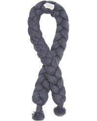 Maison Margiela - Pre-owned Wool Scarf - Lyst