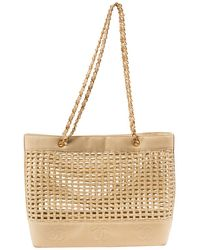 Chanel - Pre-owned Tote - Lyst