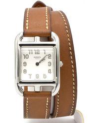 Hermès - Cape Cod Watch - Lyst