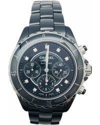 Chanel - J12 Quartz Other Steel Watches - Lyst