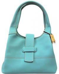 Loro Piana - Leather Handbag - Lyst