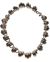 Pomellato - Other Silver Necklace - Lyst