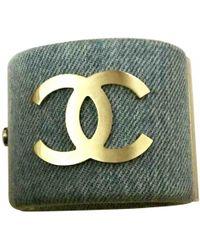 Chanel - Metal Bracelet - Lyst