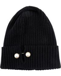 Chanel | Cashmere Hat | Lyst