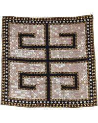 Givenchy - Multicolour Silk Scarf - Lyst