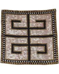 Givenchy - Multicolour Silk Scarves - Lyst