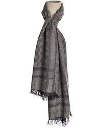 Philipp Plein - Pre-owned Multicolour Wool Scarves - Lyst
