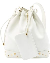 Céline - Leather Handbag - Lyst