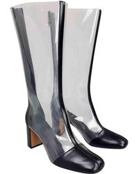 Céline | Pre-owned Boots | Lyst