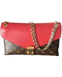 Louis Vuitton - Pallas Leather Crossbody Bag - Lyst