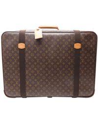 Louis Vuitton - Cloth Travel Bag - Lyst
