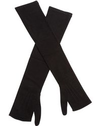 Céline - Pre-owned Cashmere Mittens - Lyst