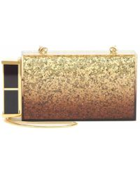 Tom Ford - Pre-owned Gold Plastic Clutch Bags - Lyst
