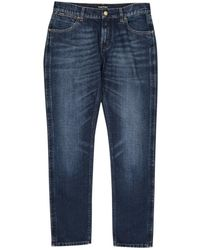 Tom Ford - Blue Cotton Jeans - Lyst