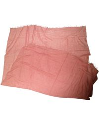 Étoile Isabel Marant - Pink Viscose Scarves - Lyst