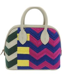 Hermès - Pre-owned Bolide Multicolour Leather Handbags - Lyst