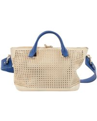 Chloé - Pre-owned Baylee Leather Bag - Lyst