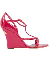 Louis Vuitton - Patent Leather Heels - Lyst