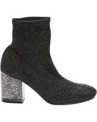 Céline | Pre-owned Glitter Boots | Lyst