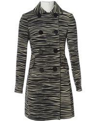 Michael Kors - Pre-owned Black Wool Coats - Lyst