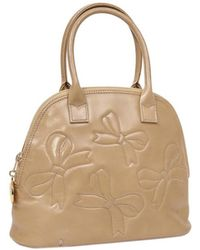 Nina Ricci - Pre-owned Other Leather Handbags - Lyst