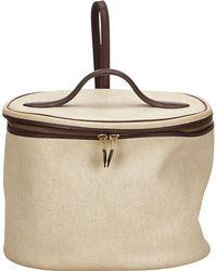 Hermès - Cloth Vanity Case - Lyst