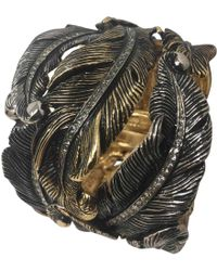 Roberto Cavalli - Metallic Metal Bracelets - Lyst