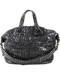 da603478b7e4 Lyst - Givenchy Nightingale - Givenchy Nightingale Bag