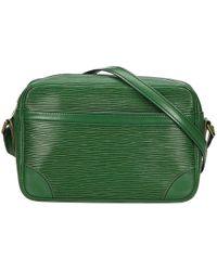 Louis Vuitton - Trocadéro Leather Handbag - Lyst
