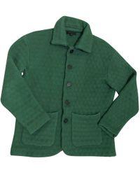Burberry - Cashmere Jacket - Lyst