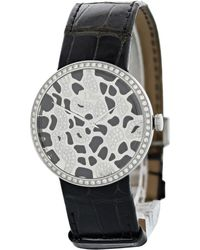 Dior - D Other Steel Watches - Lyst