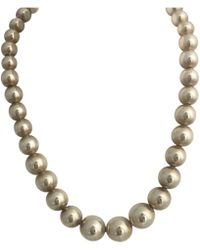 Tiffany & Co. - Silver Necklace - Lyst