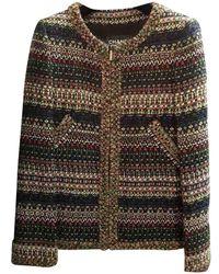 Chanel - Multicolour Tweed Jacket - Lyst