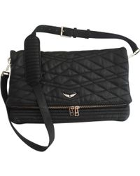 Zadig & Voltaire - Pre-owned Rock Black Leather Handbags - Lyst