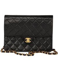 Chanel - Timeless Leather Handbag - Lyst