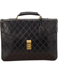 Chanel | Pre-owned Leather Bag | Lyst